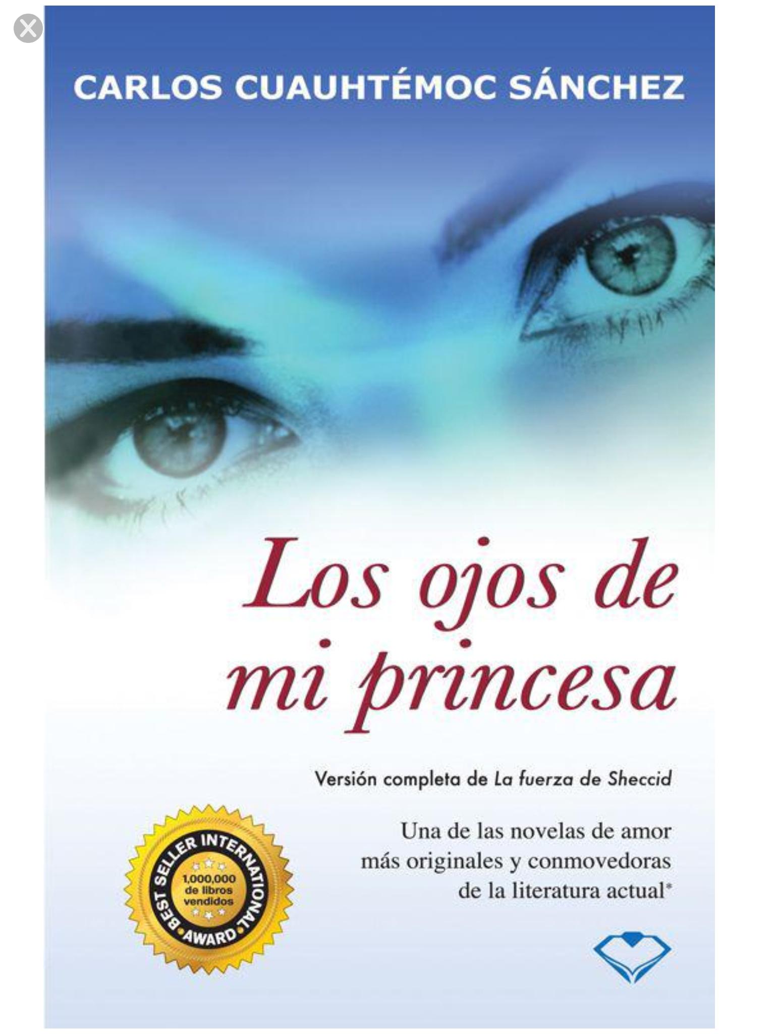 """Mi experiencia al leer """"Los ojos de mi princesa"""""""